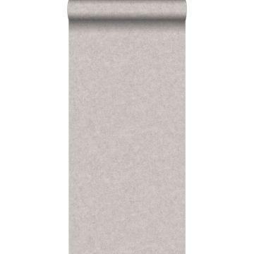 behang betonlook warm grijs van ESTA home