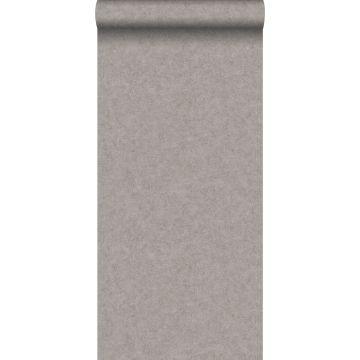behang betonlook bruin van ESTA home