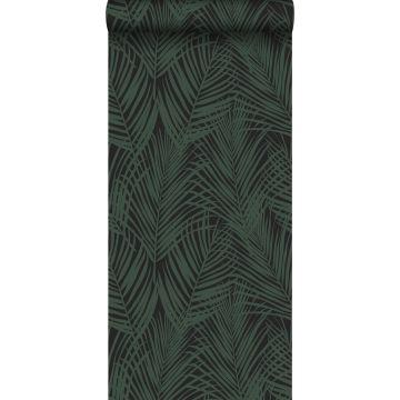 behang palmbladeren donkergroen van ESTA home