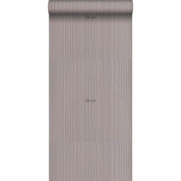 behang textuur grijs van Origin