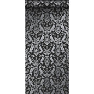 behang ornamenten zwart van Origin