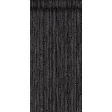behang bamboe bruin van Origin